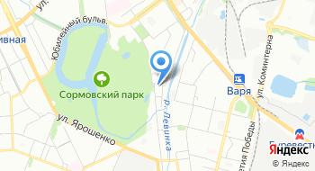 Транспортно-экспедиторская компания ТрансПроектСервис на карте