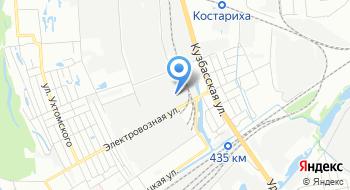 Магазин Автотюнинга на карте