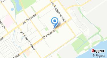 Кот Матроскин на карте
