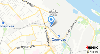 Стандекс Рус на карте