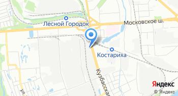 """""""АтриумГрупп"""" (Атриум-Строй) на карте"""