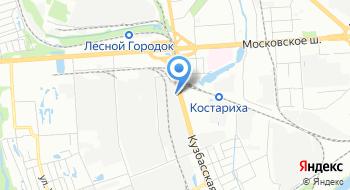 Компания Литком-НН на карте