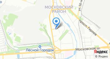 Благотворительный фонд имени Ивана Майорова на карте