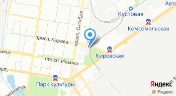 Автозапчасти.ру на карте