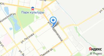 Магазин мебельной фабрики Скат на карте