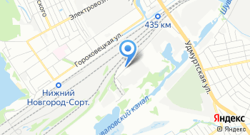 Каскад-НН-Авто на карте