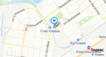 Отдел ЗАГС Автозаводский дворец бракосочетания города Нижнего Новгорода на карте