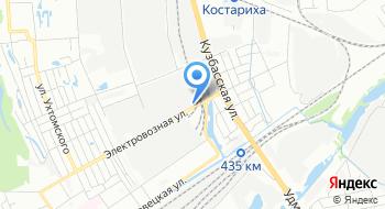 Ремонт Карданов на карте