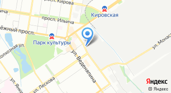 ВТБ Банк Москвы, банкомат на карте