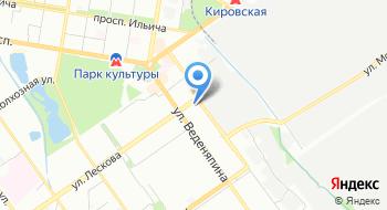 Политическая партия Коммунистическая партия Российской Федерации Автозаводский районный комитет на карте