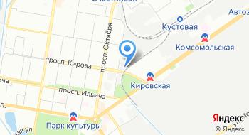 ГАЗвторресурс на карте