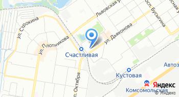 Гимназия №136 на карте