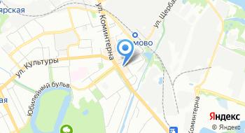 Торговый центр Золотая миля на карте