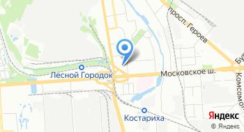 НИЦ Кд на карте