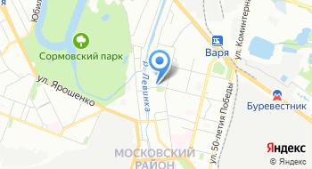 Ремторгоборудование на карте