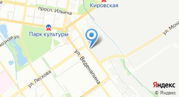 АвтоВятка НН на карте