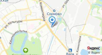 ГБОУ Лицей-интернат ЦОД на карте