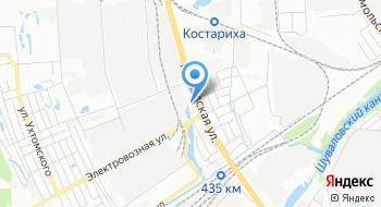 АвтоРегион НН на карте
