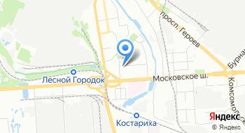 Канавинское отделение Нижегородского филиала ФГУП Ростехинвентаризация - Федеральное БТИ на карте