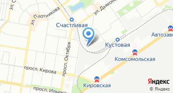 БелГАЗавтосервис-НН на карте