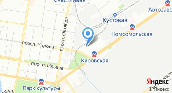 МСК-Контракт на карте