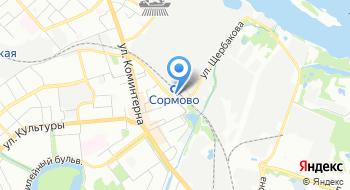 Интернет-магазин Детали для тюнинга на карте