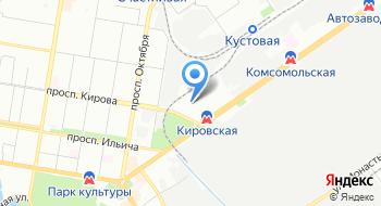 Поисково-спасательный отряд Волонтер на карте
