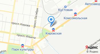 Центр экспертизы условий труда на карте