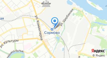 Стройгранд на карте
