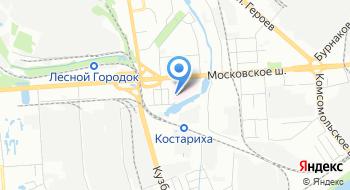 Канавинское отделение переливания крови-Филиал Нижегородского областного центра крови имени Н.Я. Климовой на карте