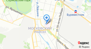 Городская клиническая больница №30 на карте