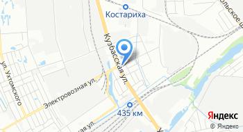 Авторадиаторы на карте