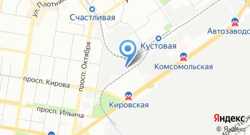 По Саб на карте
