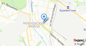 Травматологический пункт Московского района на карте
