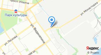 Страйкбольный и пейнтбольный клуб Шутер на карте