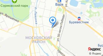 Магазин Юный техник на карте