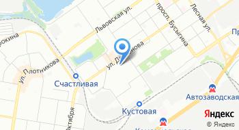 Интернет магазин Kalyan-Starbuzz-nn.ru на карте