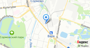 Ледннрус на карте