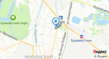 Юрист, детектив Шабордин В.Б. на карте