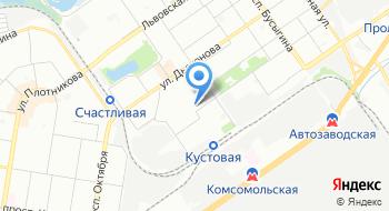 Интернет-магазин косметики М.А.К.С. на карте