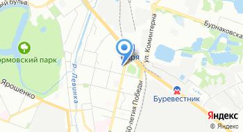 РОО Нижегородское общество защиты прав потребителей на карте