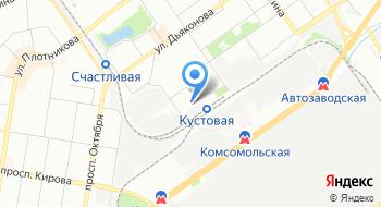 Интернет-магазин автозапчастей World Parts на карте