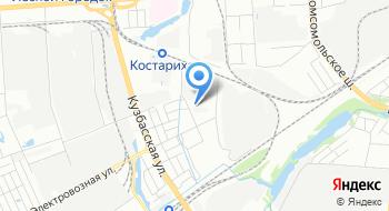 Фку Ик-5 Гуфсин России по Нижегородской области на карте