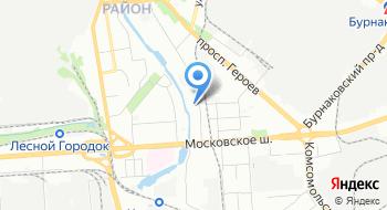 Нижегородский машиностроительный завод Санаторий-профилакторий на карте