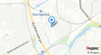 ГЦИТОиС ФСИН России на карте