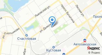 Канал сервис на карте