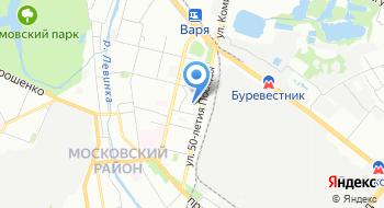 Транспортная компания Хотей на карте