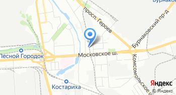 МедКриоТех на карте