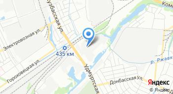 Интернет-магазин FitnessLook на карте