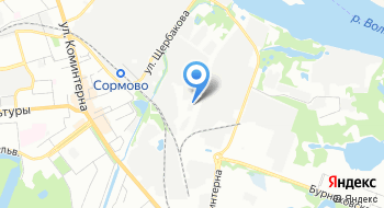 ТД Нижегородская обувь на карте